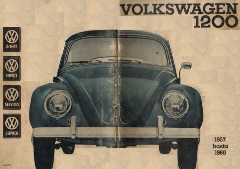 Excelentes libros sobre el Volkswagen Escarabajo (beetle, bug, vocho ...