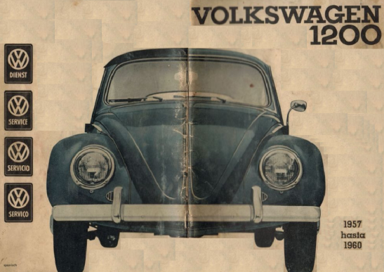 1957 - VW 1200
