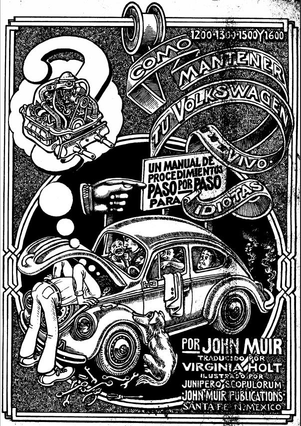 Excelentes Libros Sobre El Volkswagen Escarabajo Beetle