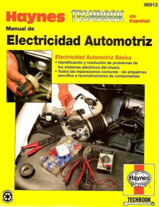 Haynes-Manual-de-Electricidad-Automotriz-155-pags