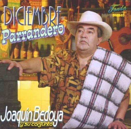 Joaquin Bedoya