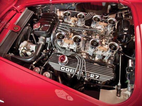 V8 Engine Ford Mustang Cobra
