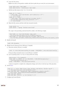 Zenoss 5 - Pag 23 del PDF Procedimiento Instalacion