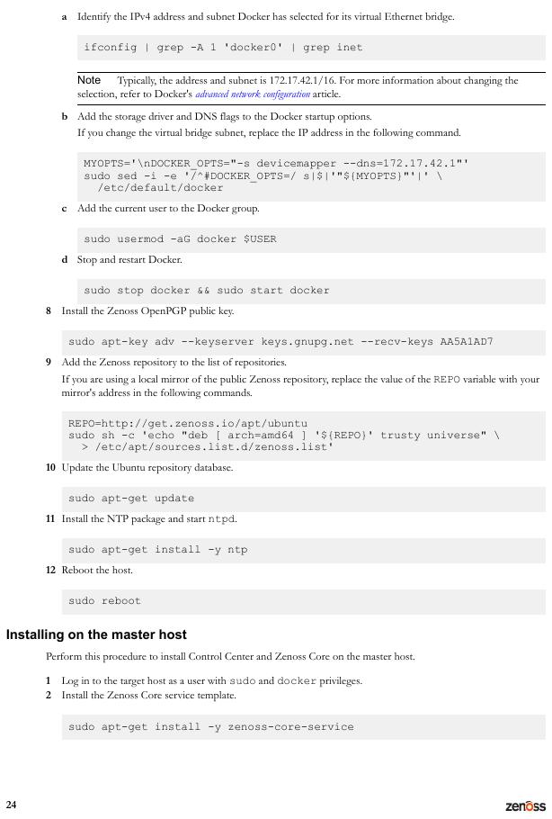 Install Zenoss - Zenoss Wiki