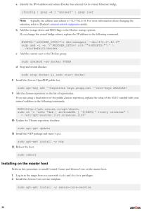 Zenoss 5 - Pag 24 del PDF Procedimiento Instalacion