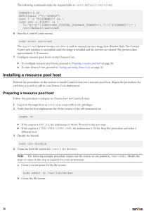 Zenoss 5 - Pag 26 del PDF Procedimiento Instalacion