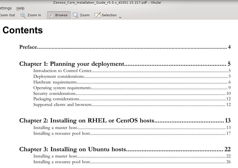 Zenoss Core Network and System Monitoring - pdf - Free IT eBooks Download