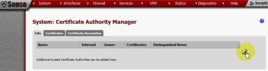 PFSense OpenVPN ROAD WARRIOR 04