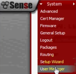 PFSense OpenVPN ROAD WARRIOR 07