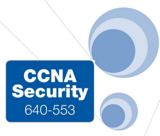 CCNA Security 640-553