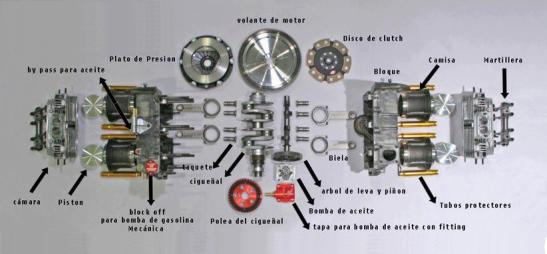 Vw-Motor-Part